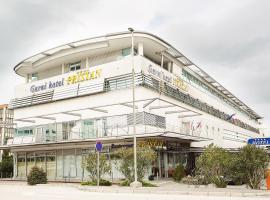 Garni Hotel Pristan, hotel v Kopru