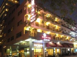 Lux Riverside Hotel & Apartment, hotel near Central Market, Phnom Penh