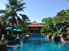 Sabai Resort, three-star hotel in Pattaya Central