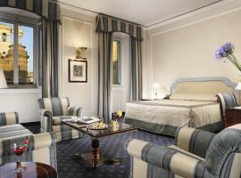 Hotel De La Ville, hotel near Via Faenza, Florence