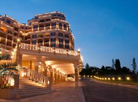 Кабакум Бийч Резидънс, апартамент на хотелски принцип в Златни пясъци