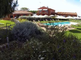 Agriturismo Piani Della Marina, hotel in Montalto di Castro