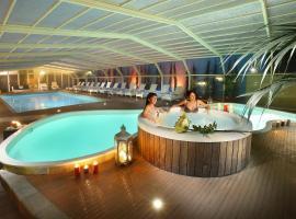 Hotel Manzoni Wellness&Spa, hotel in Montecatini Terme