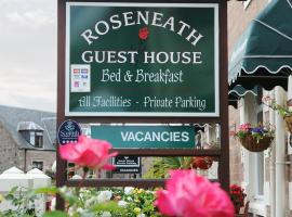 Roseneath Guest House, B&B in Inverness