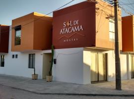 Hostal Sol de Atacama, hotel en Copiapó