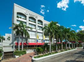 Country International Hotel, отель в городе Барранкилья