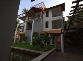 Thanal Beach Resort, accessible hotel in Varkala