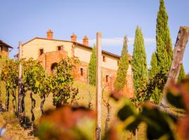 Colle Bertini, country house in Montaione