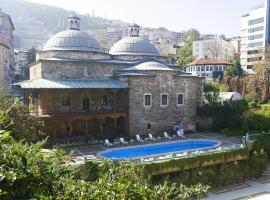 Kervansaray Thermal Convention Center & Spa, accessible hotel in Bursa