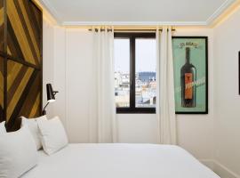 Praktik Vinoteca, hotel a 3 stelle a Barcellona