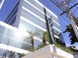 Floresta Hotel, hotel in São Paulo