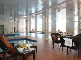 Clanree Hotel & Leisure Centre, hotel near Cavanacor House & Gallery, Letterkenny