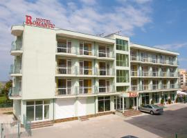 Семеен Хотел Романтик, хотел близо до Бар Корнер, Слънчев бряг