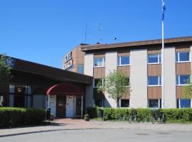 Optima Hotel Roslagen by Reikartz, hotell i Norrtälje