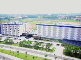 Sakura Park Hotel & Residence, hotel near Wibawa Mukti Stadium, Cikarang