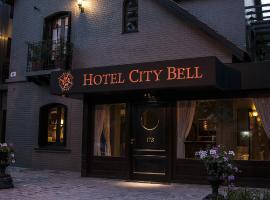 Hotel City Bell, hotel en La Plata
