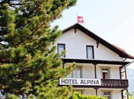 Alpina Hotel, hotel in Interlaken