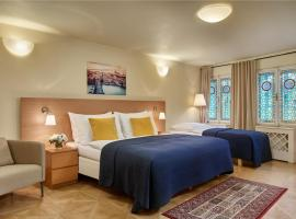 Mostecká 12 Residence، فندق بالقرب من قلعة براغ، براغ