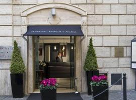 Duca d'Alba Hotel - Chateaux & Hotels Collection, hotel en Coliseo, Roma