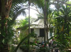 Chippewa Village, accessible hotel in Negril