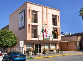 Hotel Zafra, hotel en Torreón