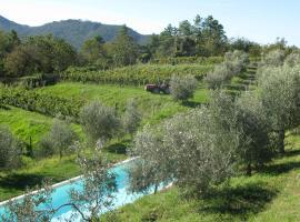 Sostio a Levante, farm stay in Framura