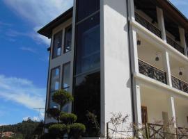 Hotel Villa Greenberg, self catering accommodation in Monte Verde