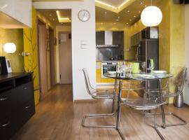 DERELLI Deluxe and DERELLI Adorable apartments, хотел близо до Централна автогара - София, София