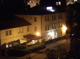 Hotel Elko – hotel w pobliżu miejsca Dolina Babuni w mieście Náchod