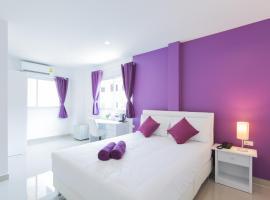 Z by Zing, hotel in Jomtien Beach