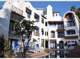 Mykonos Blu, hotel with pools in Baga