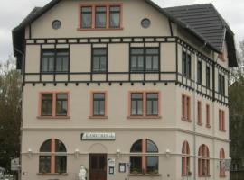 Forsthaus Knautkleeberg, Ferienunterkunft in Leipzig