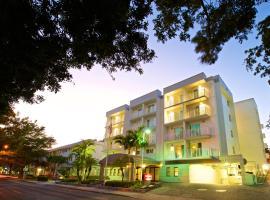 Residence Inn Miami Coconut Grove, hotel em Miami