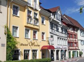 Hotel Garni Wiestor, guest house in Überlingen