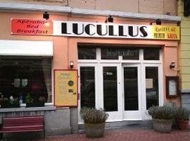 Logies Lucullus, B&B in Blankenberge