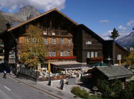 Schweizerhaus Swiss Quality Hotel, hotel near Ski Lift Maloja - Piz Aela, Maloja