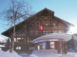 Schweizerhaus Swiss Quality Hotel, hotel in Maloja