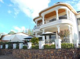 ステップ タウン、キガリのホテル