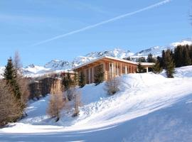 L'Aiguille Grive Chalets Hotel, hotel in Arc 1800