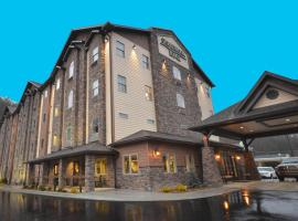 Stonebrook Lodge, hotel v destinaci Cherokee