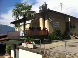 Ristorante Gambarogno, Hotel in der Nähe von: Botanischer Garten Otto Eisenhut, Piazzogna