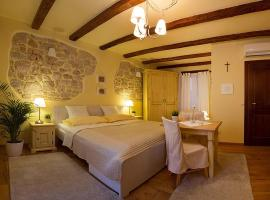 Rooms Villa Duketis, B&B in Rovinj