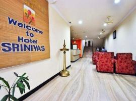 Hotel Srinivas, hotel in Cochin