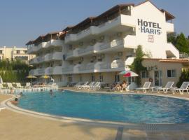 Haris Hotel: Chaniotis şehrinde bir otel