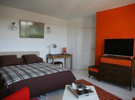 Le Nid De Rochefort, hotel in Rochefort-en-Yvelines