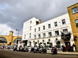 Kings Cross Inn Hotel, hotel in London