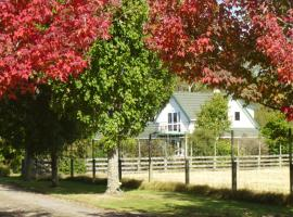Cairnbrae House, hotel in Ohakune