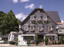 Schieferhof, hotel near Kapellenhang Ski Lift, Schmallenberg