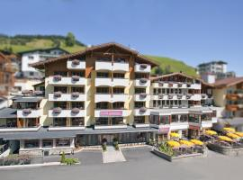 Hotel Gabriela, pet-friendly hotel in Serfaus