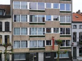 Budget Flats Antwerp, apartment in Antwerp